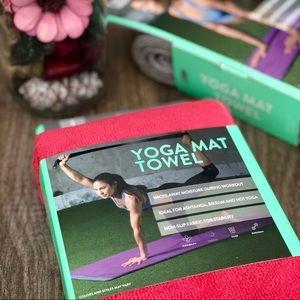 72x24🧘🏻♀️ Hot Yoga Mat Towel